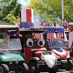 Rancho de Calistoga 2020 July 4th  Parade
