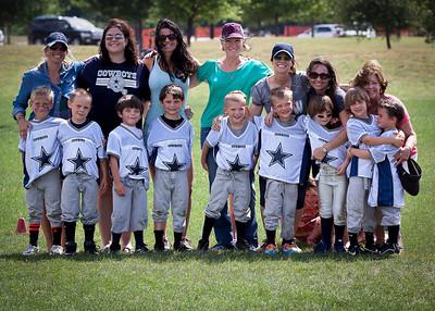 Cowboys Football 2014