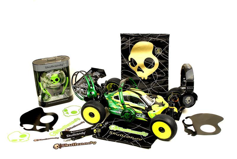JQProducts Skullcandy Racing 2012