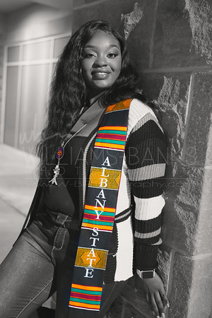 Ms. Gibson's Graduation Session