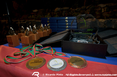 RS:X EUR'12 Prize Giving
