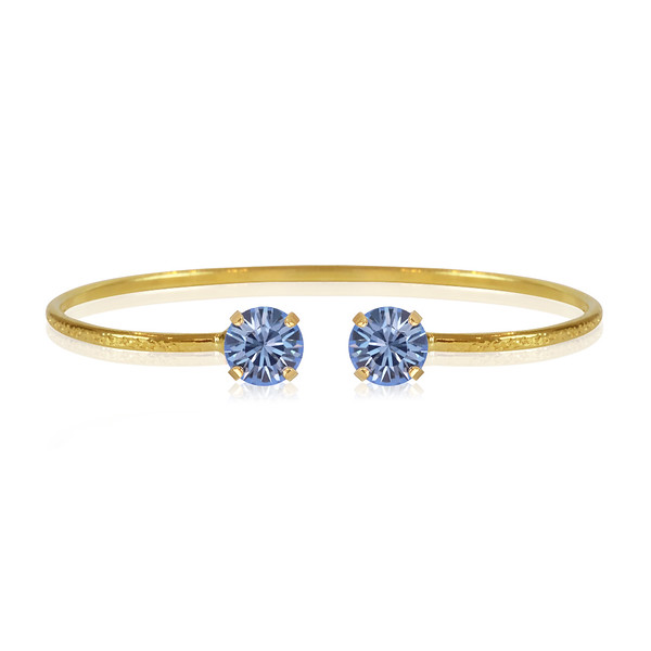 Classic Petite Bracelet / Light Sapphire
