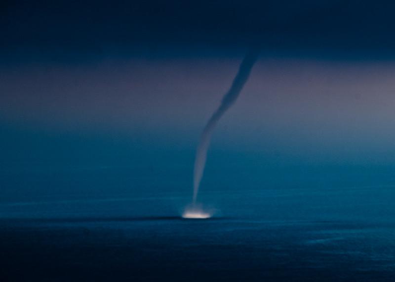 Storm on Black Sea