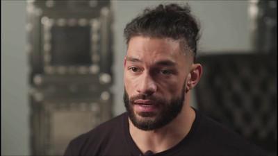 Roman Reigns - Screencaps / WWE Icons Yokozuna
