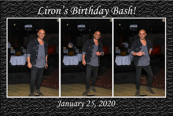 Liron's Birthday Bash