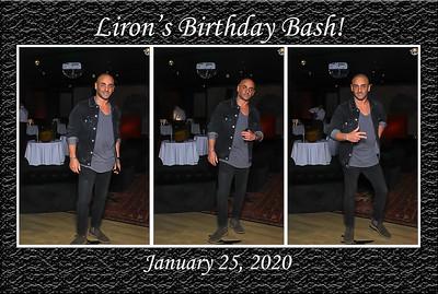 Liron's Birthday Bash