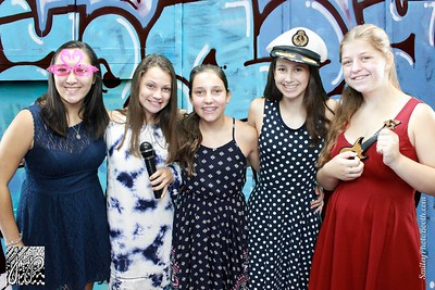 Jada's Bat Mitzvah September 1, 2018
