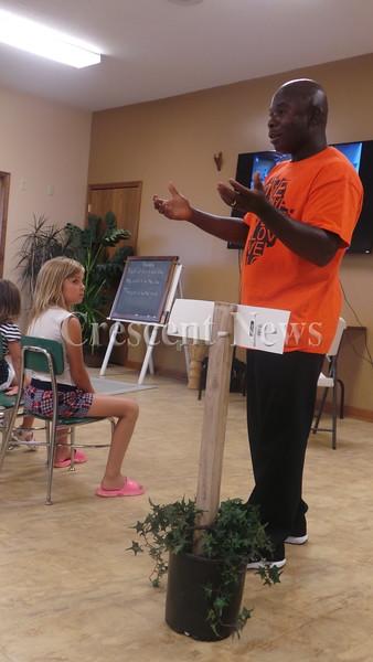07-28-15 NEWS  TL Lutheran VBS