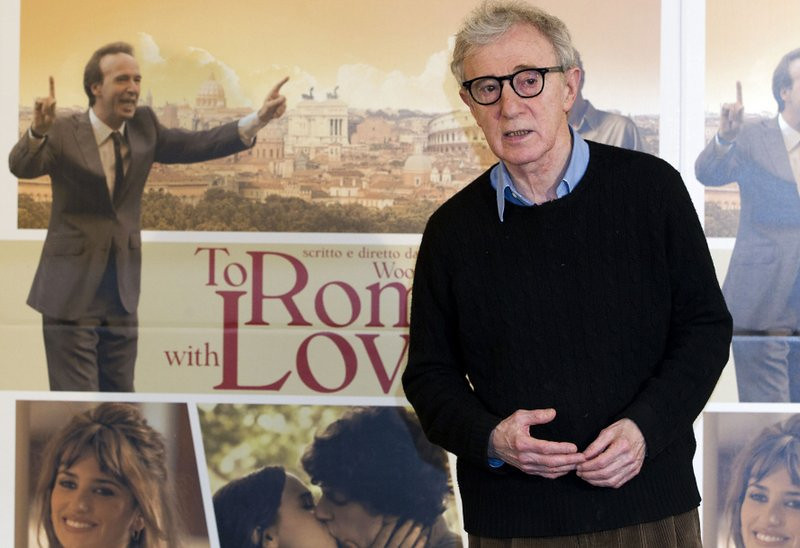 ". <p>1. WOODY ALLEN <p>We�re guessing whoever really fathered his son Ronan did it �My Way.� (unranked) <p><b><a href=\'http://www.dailymail.co.uk/news/article-2441281/Mia-Farrow-says-Frank-Sinatra-father-son-Ronan.html\' target=""_blank\""> HUH?</a></b> <p>   <p>OTHERS RECEIVING VOTES <p> WNBA Finals, Tom Clancy, Johnny Cueto, Jerry Sandusky, Wayne Gretzky statues, Lamar Odom, Zac Hanson, Dallas Latos, Dan Uggla, Silk Road, Gary Bettman, Steve Spurrier, Ricky Watters, Russell Westbrook, Osmo Vanska, �The Simpsons�, Miami Marlins, service academy sports teams, Michael Jordan, �Family Feud�, Purdue Boilermakers, Terrell Suggs, Lane Kiffin, Josh Freeman & Greg Schiano, iPosture, Cher, Munich, Jay-Z. <p>  (AP Photo/Andrew Medichini, File)  <p>Kevin Cusick talks fantasy football with Bob Sansevere and \""The Superstar\"" Mike Morris on Thursdays on Sports Radio 105 The Ticket. Follow him at <a href=\'http://twitter.com/theloopnow\'>twitter.com/theloopnow</a>."