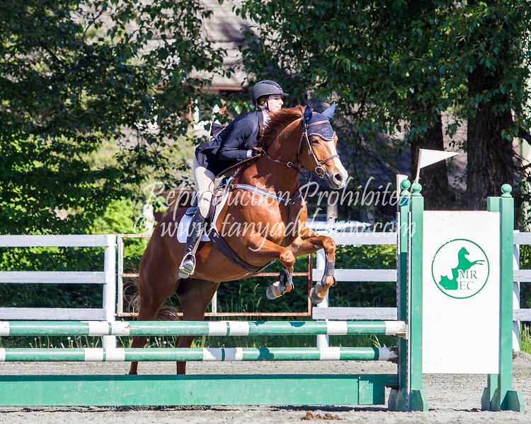 Equestrian - MREC Hunter Jumper D2 - Maple Ridge, May 2018