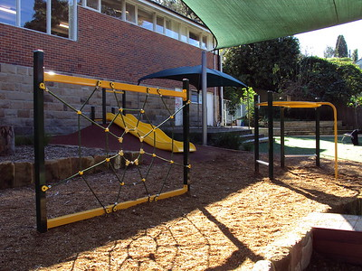 greenwich preschool playspace
