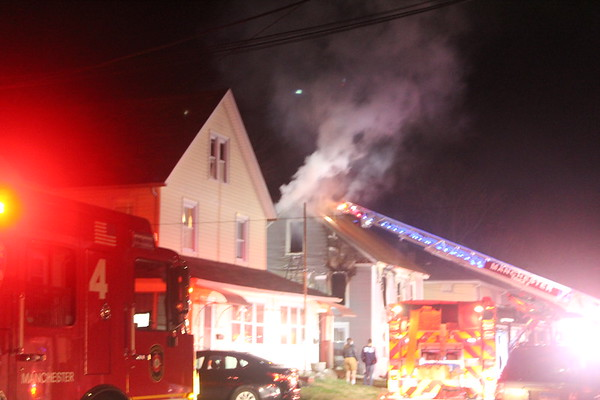 Dwelling Fire - Unknown Address, Manchester, CT 0 11/12/20