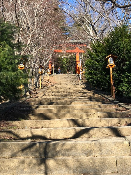 Shrine Steps