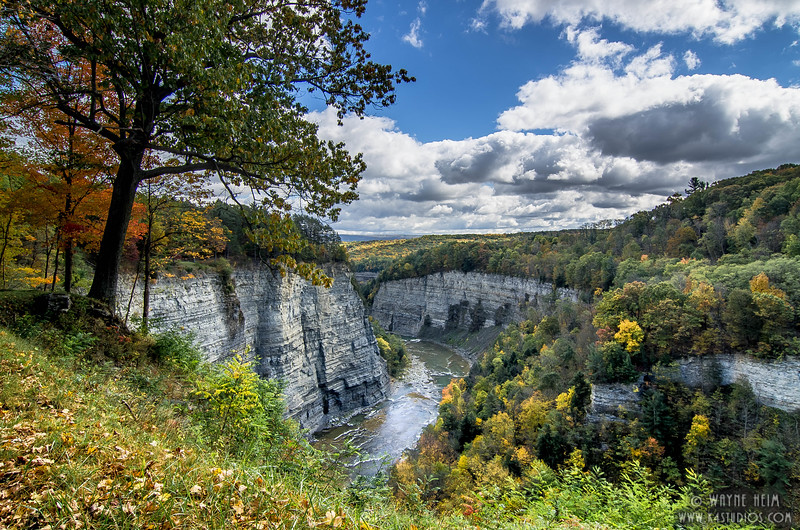 Grand Canyon of the East    Photography by Wayne Heim
