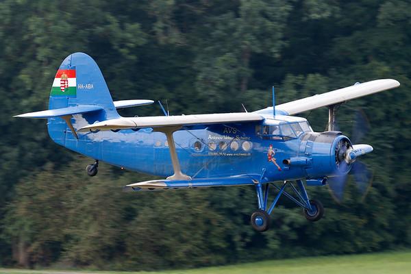 HA-ABA - Antonov An-2P