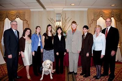 2006 NAA Winners in NYC April 2007