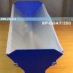 SKU: SP-COAT/350, Full Aluminium ~350mm Wide V-Shape Emulsion Scoop Coater with Rubber Edge