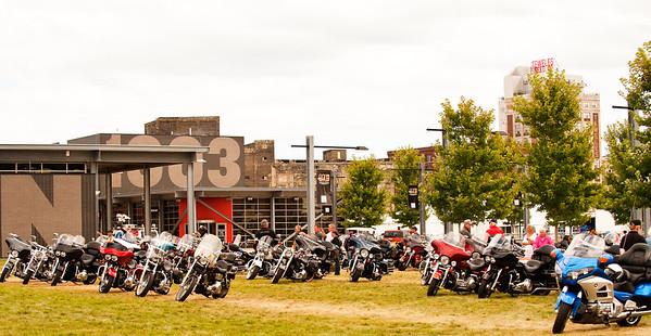 Harley  Davidson 110th Anniversary
