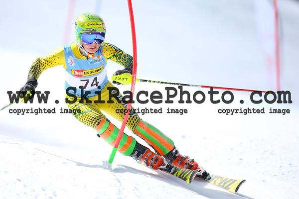 Saturday Men PM (Slalom)