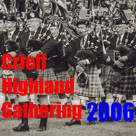 The 2006 Crieff Highland Games
