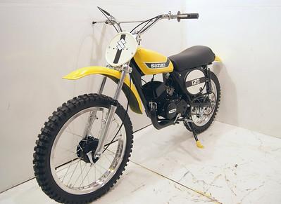 1973 Suzuki TM125