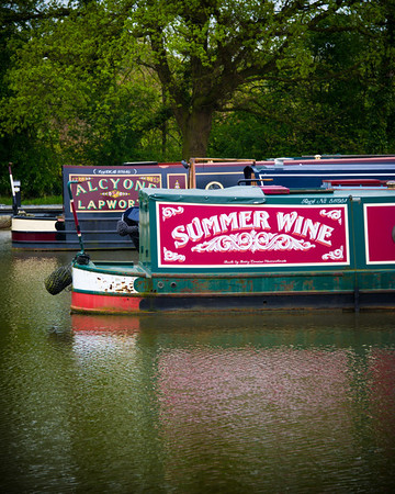 Lapworth Canal System