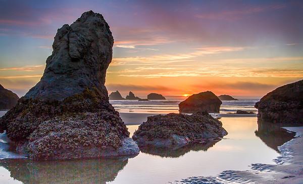 Oregon ~ Coastline