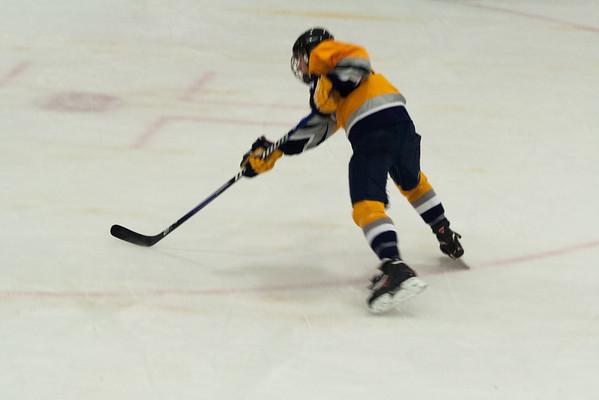 Hatfield Ice Hawks at Lehigh Valley Rebels 9-27-2014