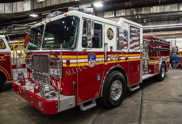 FDNY Fire Apparatus