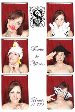 Allison & Kevin's Wedding
