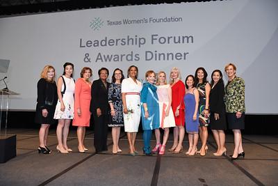 Texas Women's Foundation - Maura Awards 2019