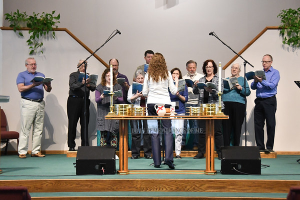 March 24th, 2019 Worship Service
