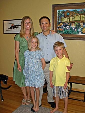2011-08-11 - Karen & Markus Ceraso home