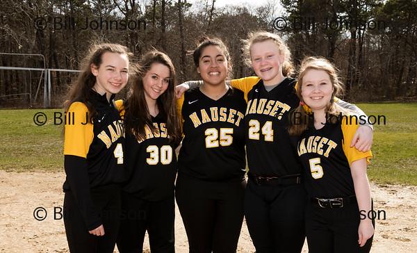 JV Softball Team and Roster Photos