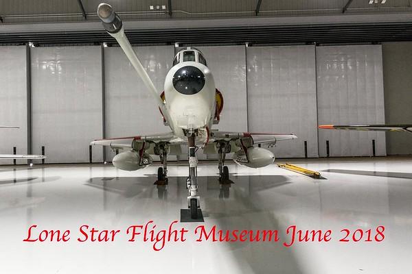 2018 Lone Star Flight Museum June 2018