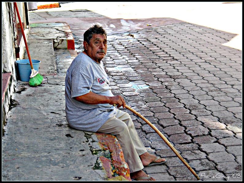 Shadowman  Isla Mujeres, Mexico
