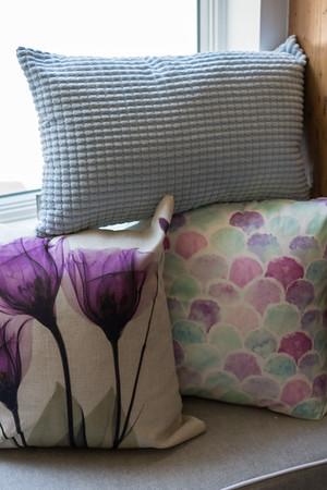 Summer Throw Pillows
