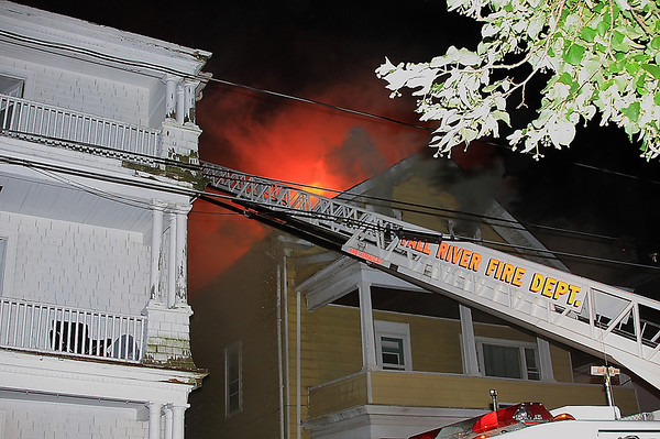 Fall River, MA 3rd Alarm 7/6/2010
