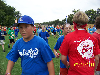 Centrikid 2011 at Milsaps College