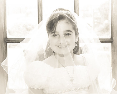 Alessandra's Communion - All Party Photos