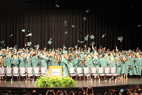 2015 Lake Ridge High School Graduation