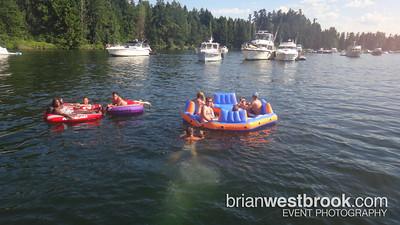 Summer on Lake Washington (24 July 2011)