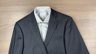 Mens Wardrobe Grey Jacket