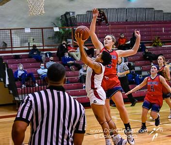 Park Univ. Women's Basketball vs MidAmerica Nazarene  2020