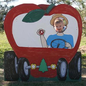 """""""Apple Picking"""" at Kuipers Family Farm - September 22, 2007"""
