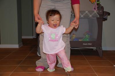 March 30, 2008 - Big girl PJs