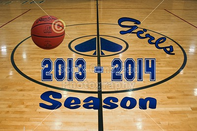 2013 - 2014 Girl's Basketball