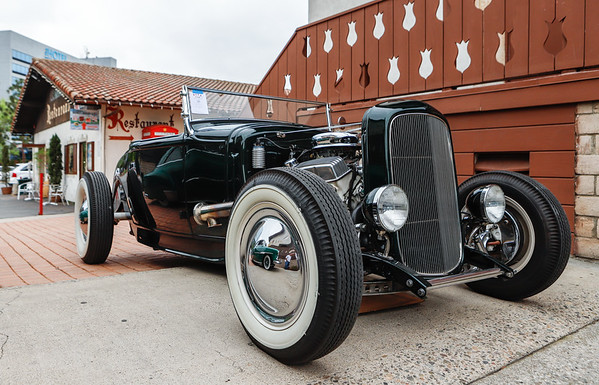 Aces 2019 Car Show at The Old World Village
