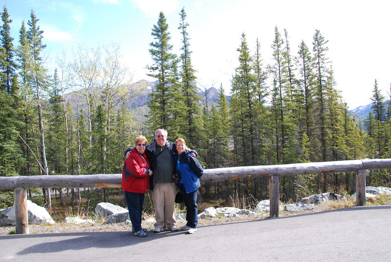 We had time for only a brief visit to the Denali Visitor's Center.