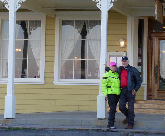 Day 5 - SF to Mendocino